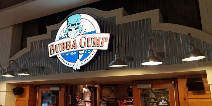 Bubba Gump Shrimp Co. Las Vegas